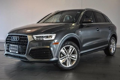 This crossover SUV is designed to give comfort to the driver and its passengers.