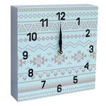 At Home offers college students dorm-decor options, like this Chic Free Spirit Geometric Print Table Clock, retailing for $9.99.