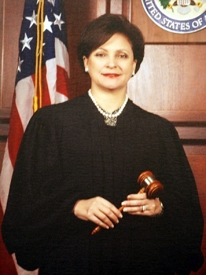 U.S. District Court Judge Nannette Jolivette Brown