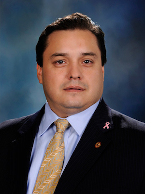 State Rep. Jaime Andrade (D-Chicago)