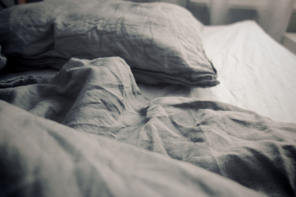 People spend a third of their life asleep; quality linens can make that time even more comfortable.