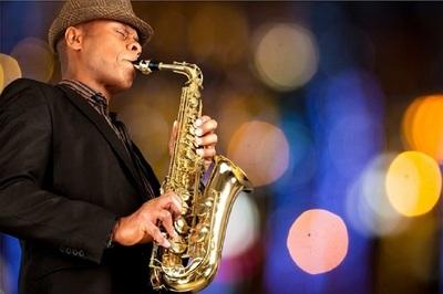 Medium jazz