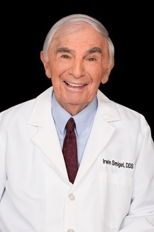The inventor of laser whitening and bonding techniques, Irwin Smigel was the son of a dentist.