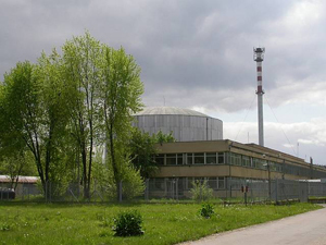 Maria research reactor