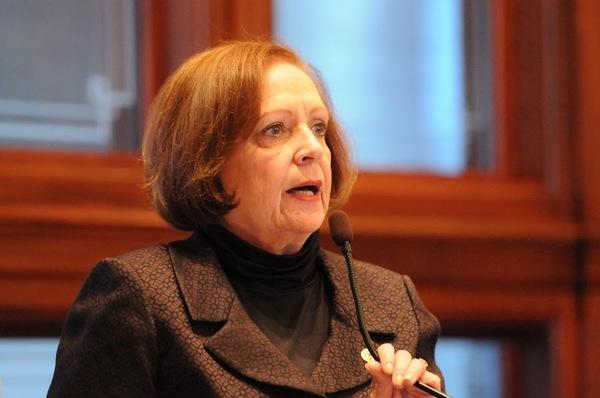 Illinois state Rep. Norine Hammond (R-Macomb)