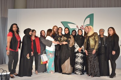 Winners of Emirates Women Award 2015
