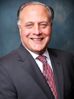 DuPage County Board Member Gary Grasso, formerly mayor of Burr Ridge, whose name has been floated as a replacement for Radogno.