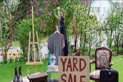 Medium yardsale