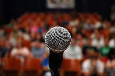 Medium speech