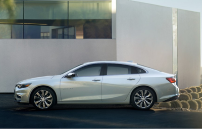 The 2016 Chevy Malibu pairs fuel efficiency and reliability.