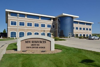 MDU Resources Group will webcast its first-quarter earnings on May 3.