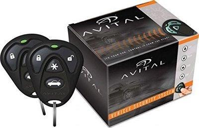 Avital 4103LX Remote Start System
