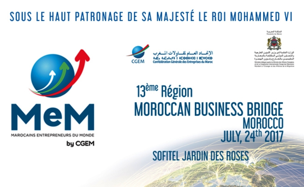 The joint agreement was signed by leaders of the CGEM, the Ministry in Charge of Moroccans Living Abroad and Migration Affairs.