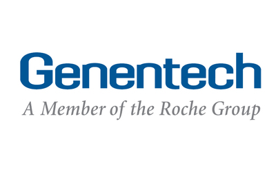 Genentech's Phase 3 study is enrolling patients.