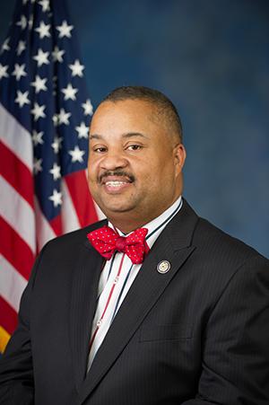 U.S. Rep. Donald Payne (D-NJ)