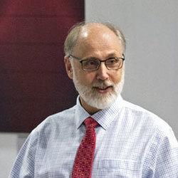 NIU President Douglas Baker