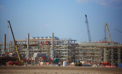 BP Oman nears completion of first phase of massive natural gas project