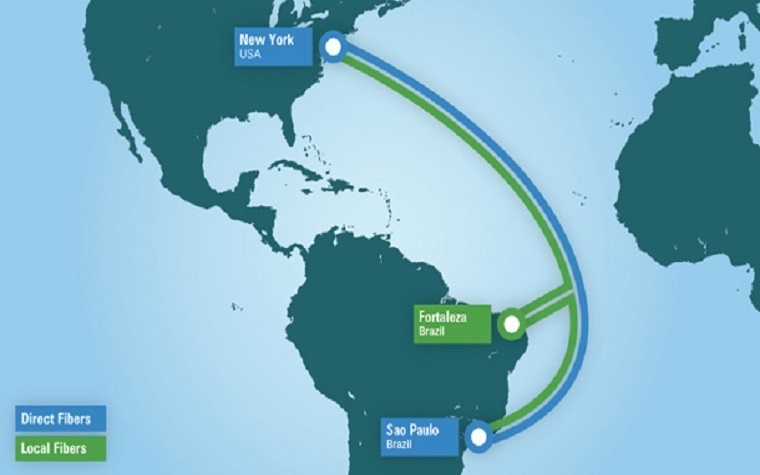 Milbank, Tweed, Hadley & McCloy LLP, which operates an office in Sao Paulo, Brazil, was chosen to advise Seaborn Networks on financing fora  project to install a submarine communications cable to link New York and Sao Paulo.