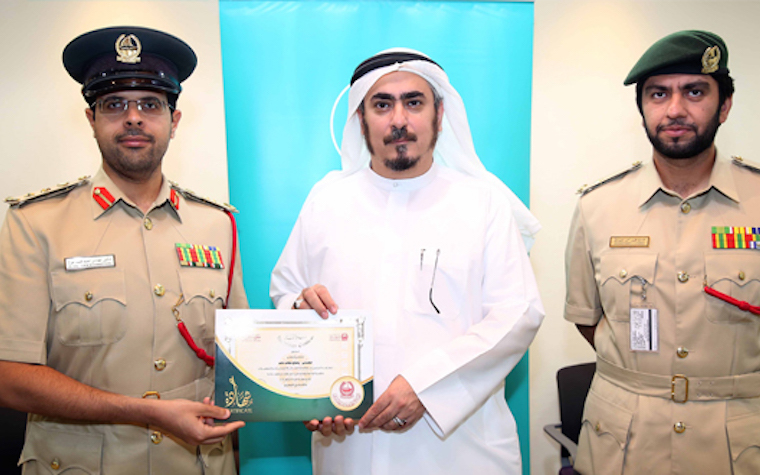 Dubai Police awards ENOC for sustainability-related collaboration