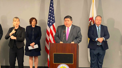 Gov. J.B. Pritzker announced regulations that affect restaurant operations