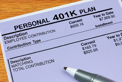 Paychex includes plans for Traditional 401(k) and other savings plans.
