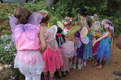 Come dressed in your faerie best for many fun events beginning in January