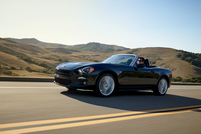 The FIAT 124 Spider has returned to the U.S. market for the first time since 1985.