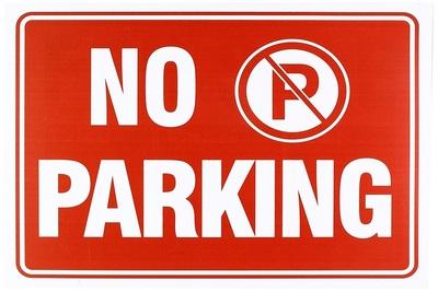 Medium no parking