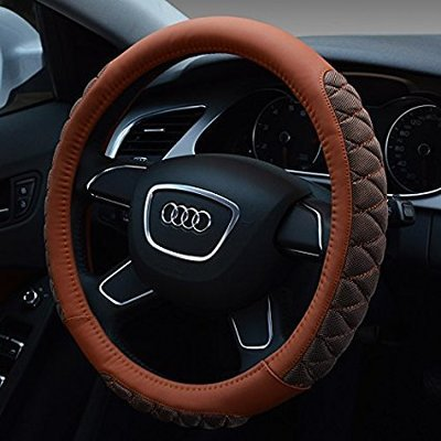 Merry Automotive Steering Wheel Cover