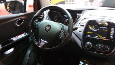 Medium steeringwheel