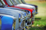 Classic car shows are often held in conjunction with charitable causes.