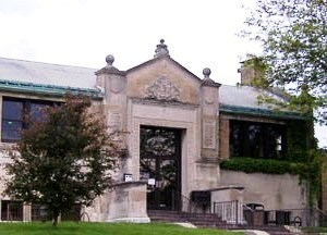 Charleston Carnegie Public Library