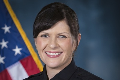 Erin Ysaguirre joined the Marana Police Department in 2010.
