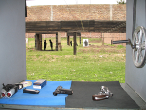 The Johnsburg Special Zoning Commission will meet at 7 p.m. Tuesday to discuss an amendment to the village zoning ordinance relating to shooting ranges.