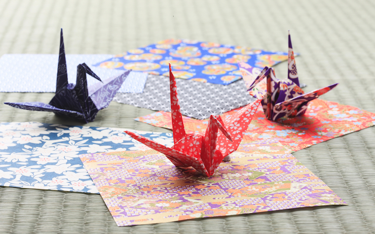 On April 29, science lovers can enjoy the scientific origami workshop.