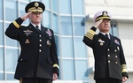Gen. Martin Dempsey affirms U.S. commitment to South Korean defense.
