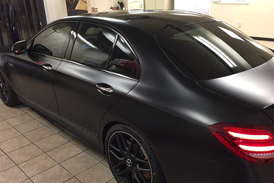 Window tinting makes a car look more stylish, but there are other benefits to be had.