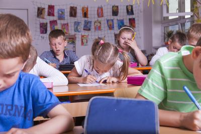 Medium grade school 07