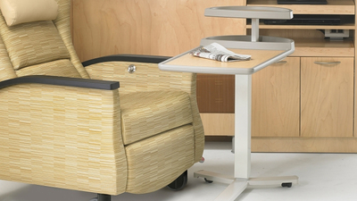 Herman Miller provides some furniture for healthcare settings