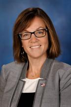 Rep. Katie Stuart (D-Collinsville)