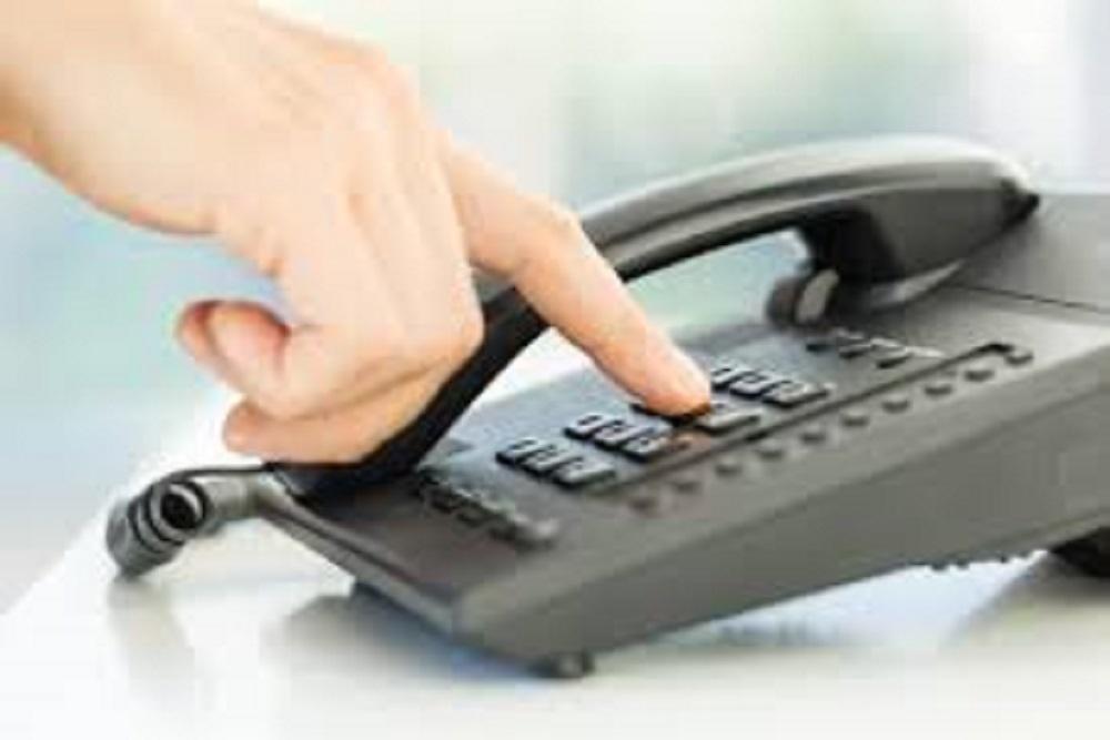 Telephonedial