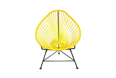 Innit's Acapulco Lounge Chair adds a blast of color, $351.99, allmodern.com