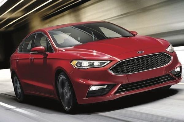 A high-powered (325 horsepower) Fusion sedan seems like a no-brainer. Good idea, Ford.