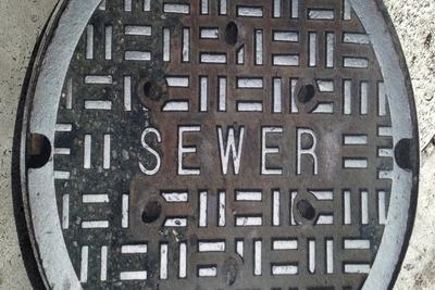 Medium sewercover