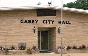 Casey City Council recently met to handle an array of municipal goals.