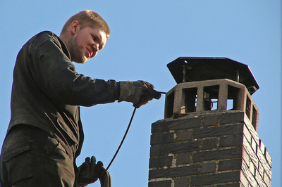 Regular chimney maintenance is essential to home safety.
