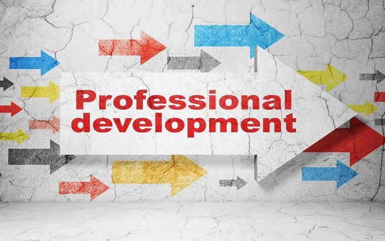 URI's Professional Development Week was held in November.