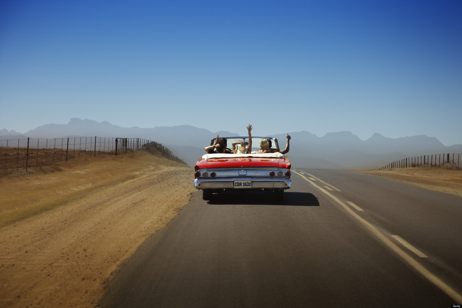 Determine how many miles you will be traveling and your vehicle's gas mileage so you won't have a fuel shortage.