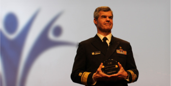 Rear Adm. Dr. Stephen Redd is named the new Director of the CDC's Office of Public Health Preparedness and Response.