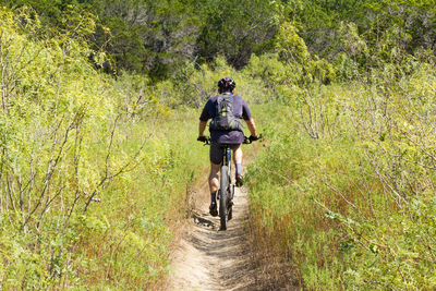 Avery Ranch has quick access to a multitude of trails and bike paths through Austin's natural beauty